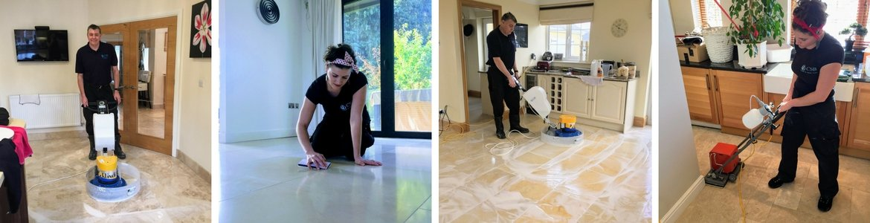 Amtico Floor Restoration Cardiff