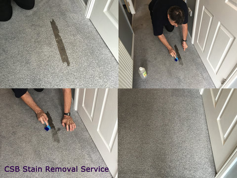 CSB Stain removal