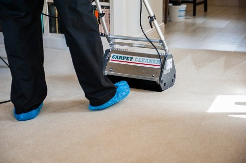 CRB Carpet Machine