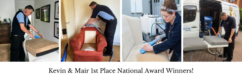 CSB sofa cleaning Pontypridd